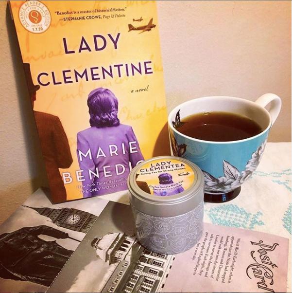 Lady Clementine tea