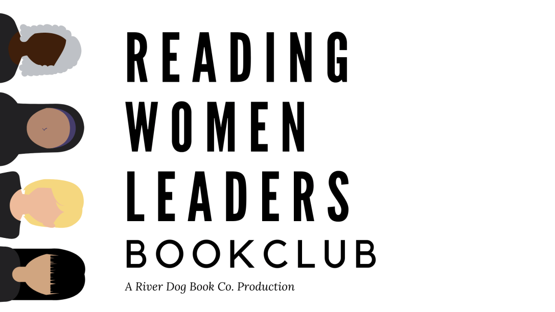 Reading Women Leaders Bookclub Header