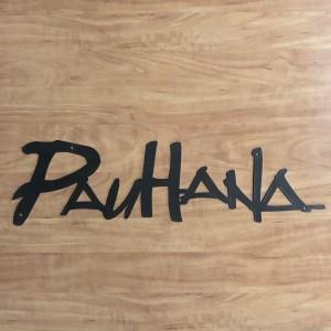 PauHana with Holes
