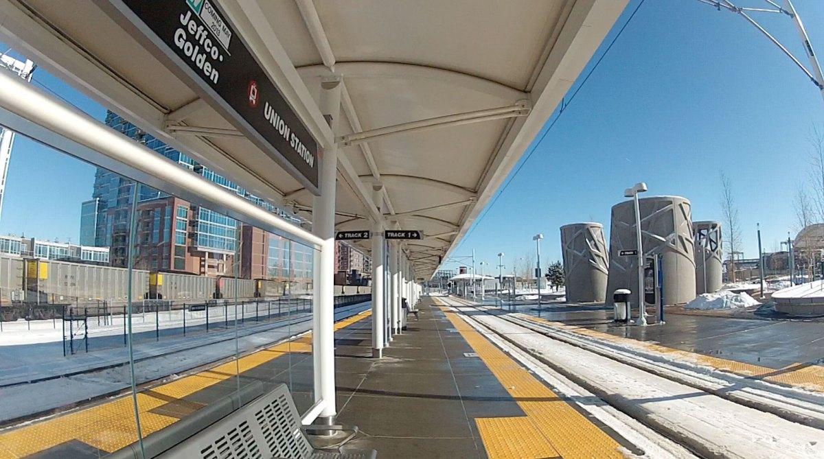 RTD Light Rail to DIA