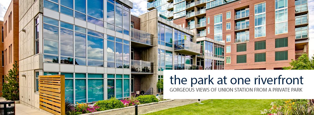 Riverfront Park | The Park at ONE Riverfront