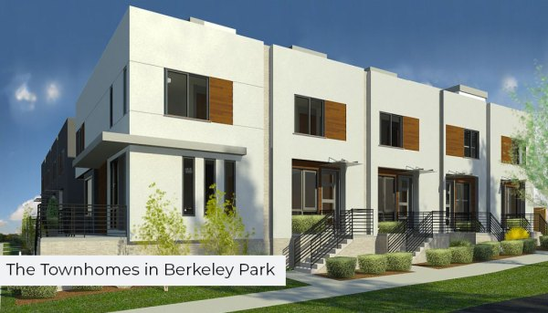 The Townhomes in Berkeley Park