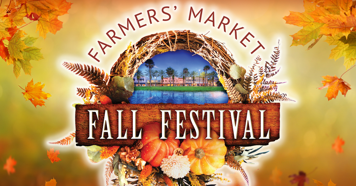 Farmers' Market Fall Festival