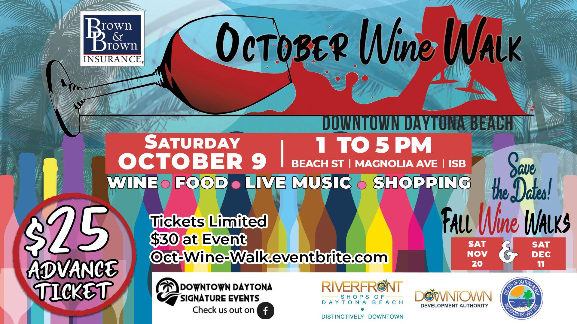October Wine Fest 2021