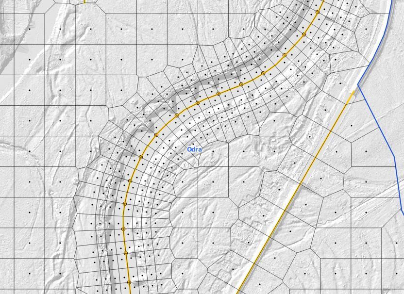 HEC-RAS 2D Geometry — RiverGIS 1.0 documentation