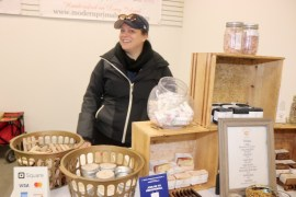 Carly McAllister of Modern Primal Soaps Co.
