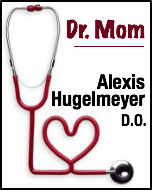 Dr Mom badge