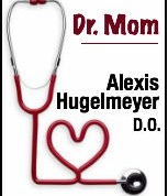Dr Mom badge