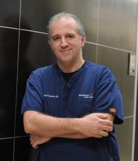 Antonios P. Gasparis, MD, Professor of Surgery, Vascular Surgery Division, Stony Brook University School of Medicine and Director of The Stony Brook Vein Center at Stony Brook Medicine.