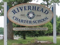 2014 0605 riverhead charter school sign