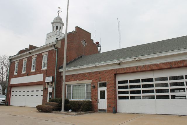A majority of the Riverhead Town Board is agreeable to a builder's request to change the zoning of the former firehouse on Second Street to allow many more commercial uses. (Photo: Denise Civiletti)