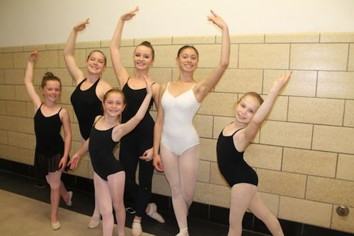 Young dancers reach for the stars at prestigious summer programs