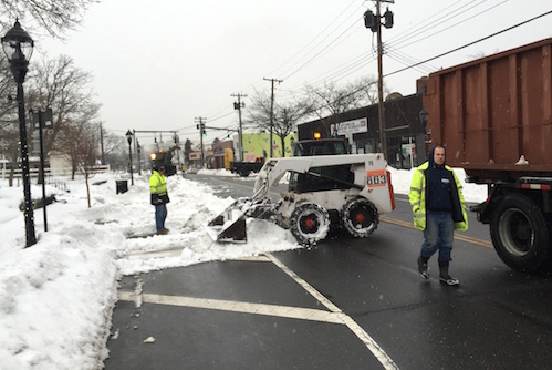 Road closures around downtown Riverhead today as highway