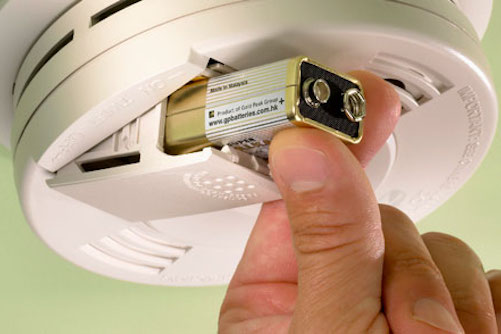 It S Time To Spring Ahead And Change Your Smoke Detector