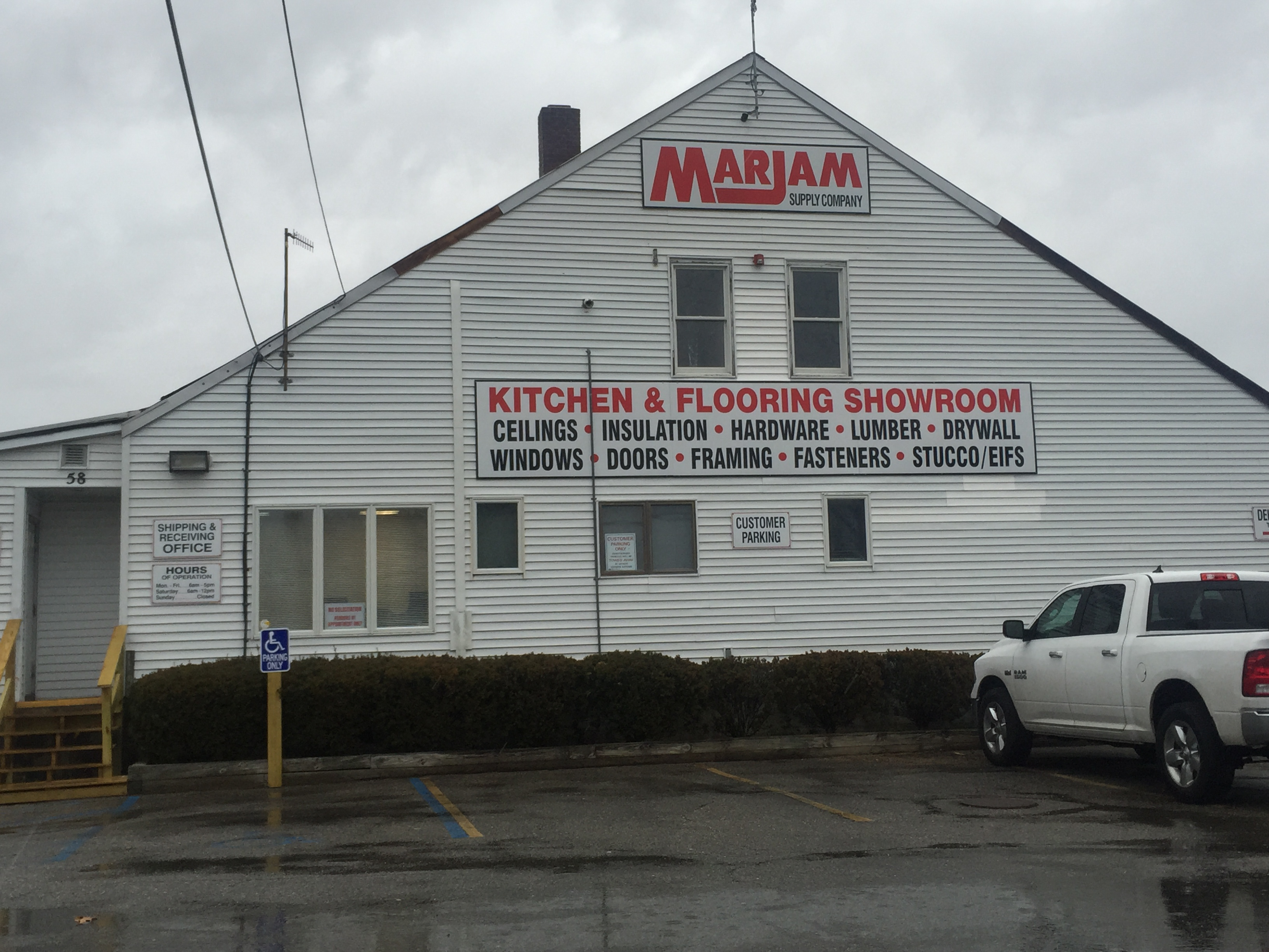 Marjam Supply opens for business in former Riverhead