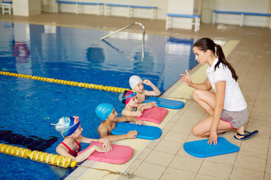 A Public Indoor Swimming Pool For North Fork Residents Remains Elusive.  Stock Photo: Fotolia