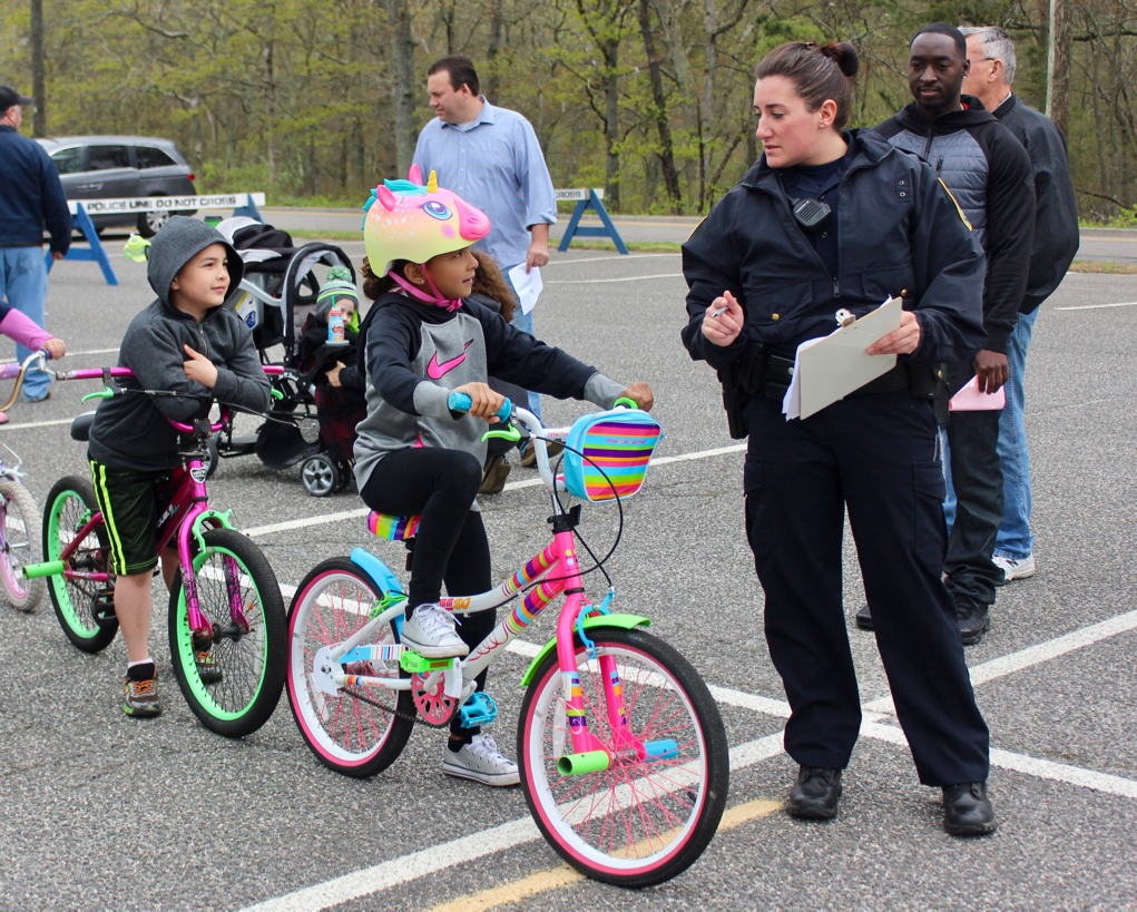 Photos Riverhead Pal Promotes Safe Cycling At Annual Bike