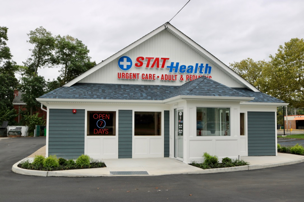 Newly Renovated STAT Health Urgent Care Center