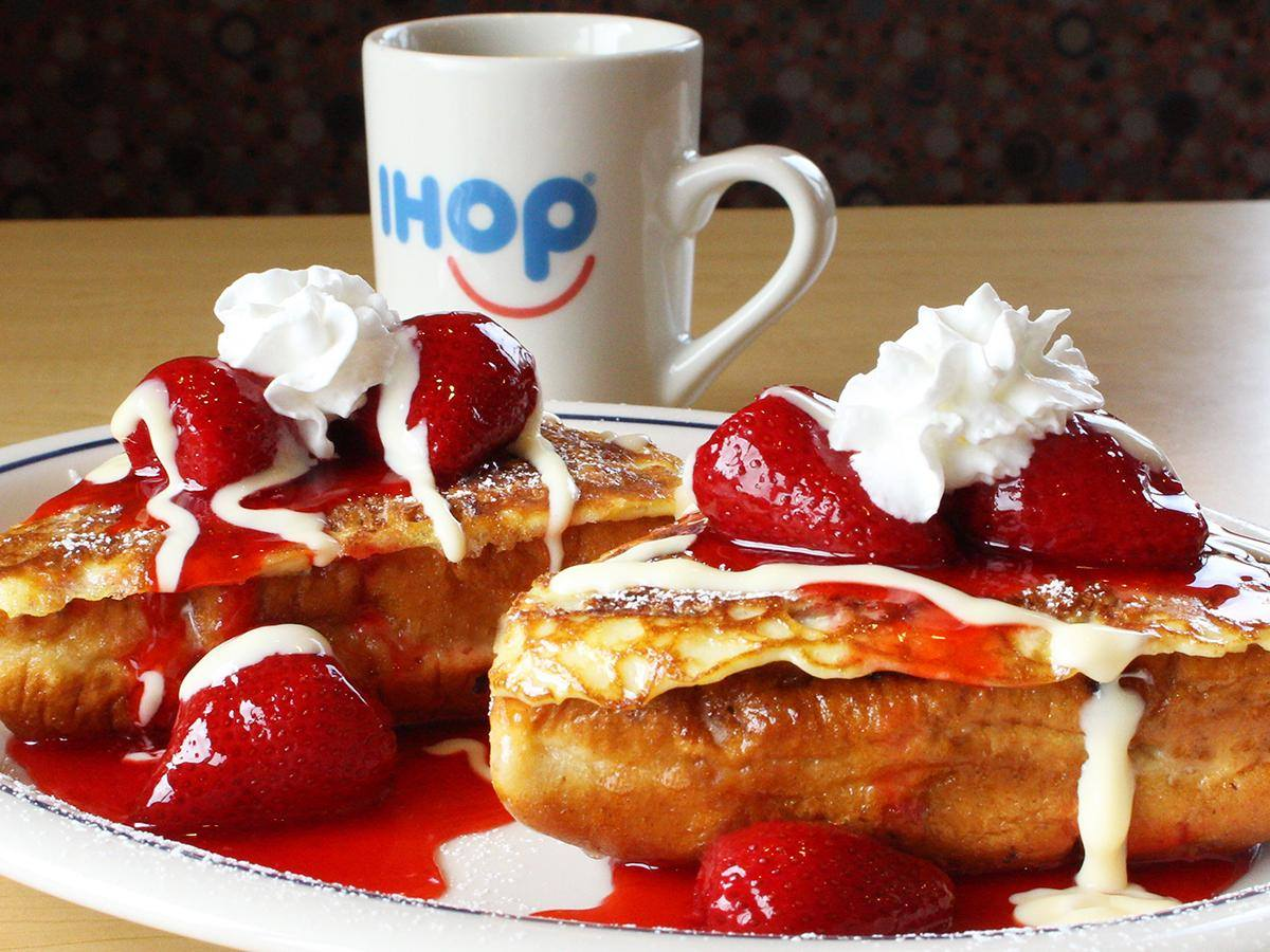 a company research on ihop A splashy social media campaign deployed last month to promote its new line of  burgers only made it look like ihob was the company's new.