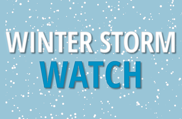 Winter weather advisory issued for much of western Kansas