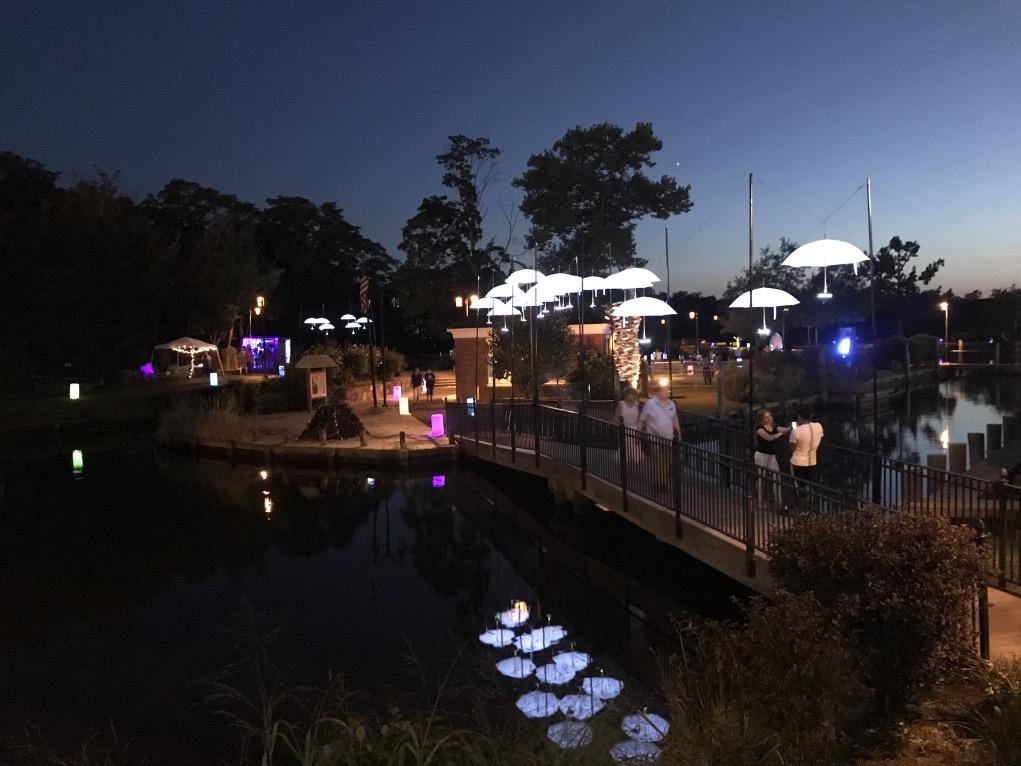 76e7ee6ed4fa Photos: Downtown Riverhead's street festival, art and light show ...