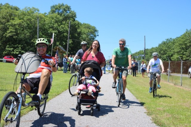 Bike-share program back on track for downtown Riverhead and Veterans Memorial Park