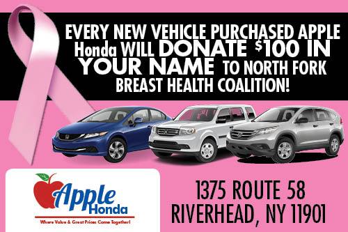 Apple Honda Riverhead October