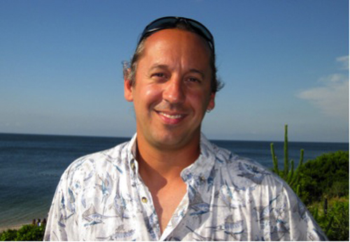 COURTESY PHOTO | Christopher Paparo, former senior aquarist of Long Island Aquarium in Riverhead  has been hired as the director of Stony Brook University's new Marine Sciences Center in Southampton.