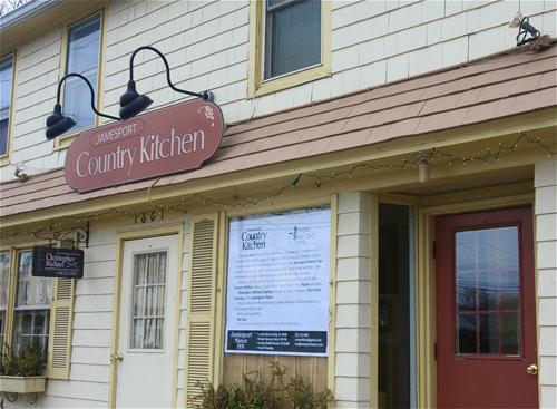 Jamesport Country Kitchen has closed its doors. (Credit: Barbaraellen Koch)