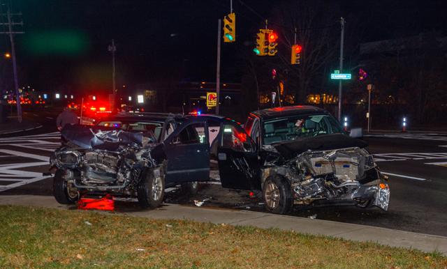 Route 58 crash