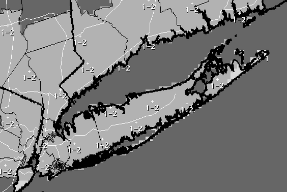 Courtesy National Weather Service