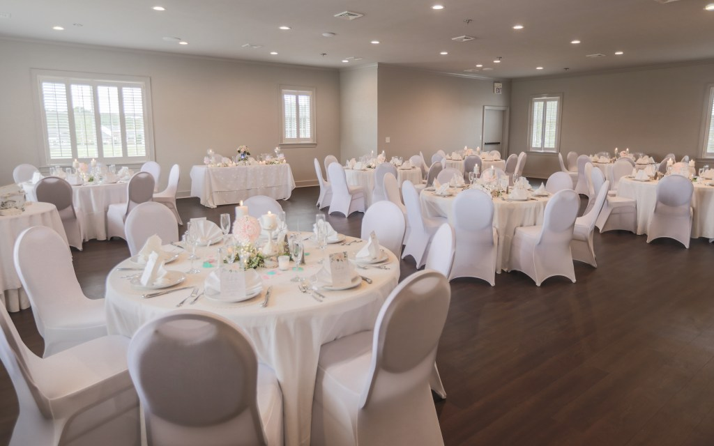 Event space - River Hills Clubhouse