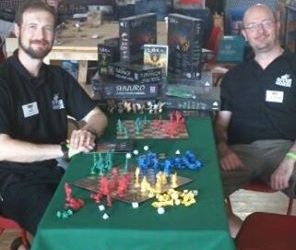Warlords Games Day 2014 with Shuuro by River Horse