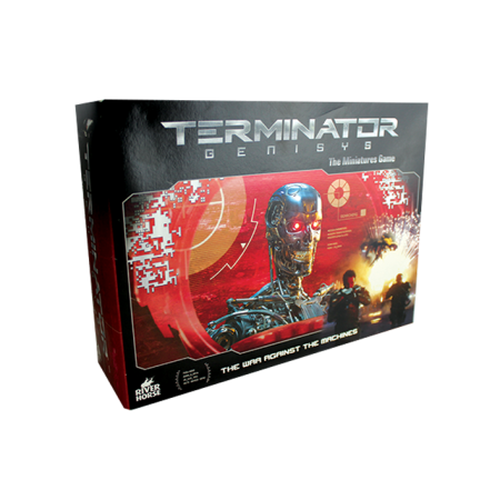 Terminator Genisys: The Miniatures Game by River Horse