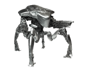Spidertank for Terminator Genisys the Miniatures Game by River Horse