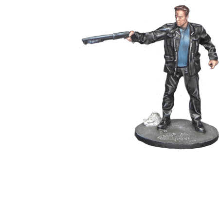 Guardian for Terminator Genisys the Miniatures Game by River Horse