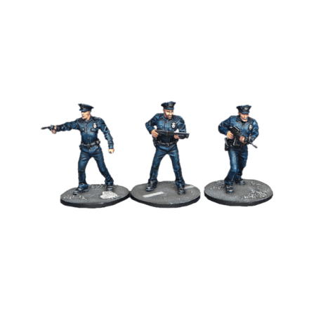 TG-Policeman-23 for Terminator Genisys the Miniatures Game by River Horse