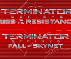 Terminator Genisys: Rise of the Resistance and the expansions Fall of Skynet by River Horse Games