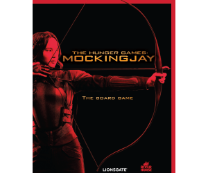 The Hunger Games: Mockingjay - The Board Game by River Horse