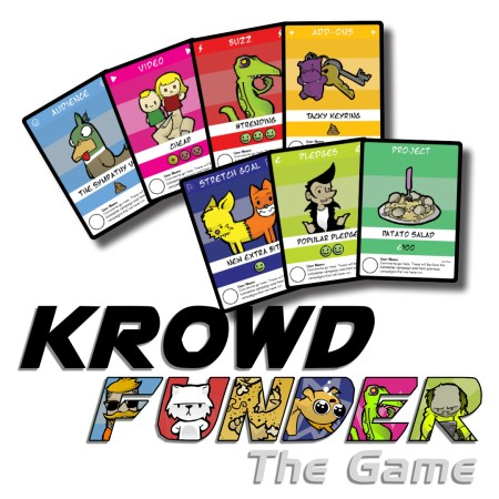 Krowdfunder: The Game