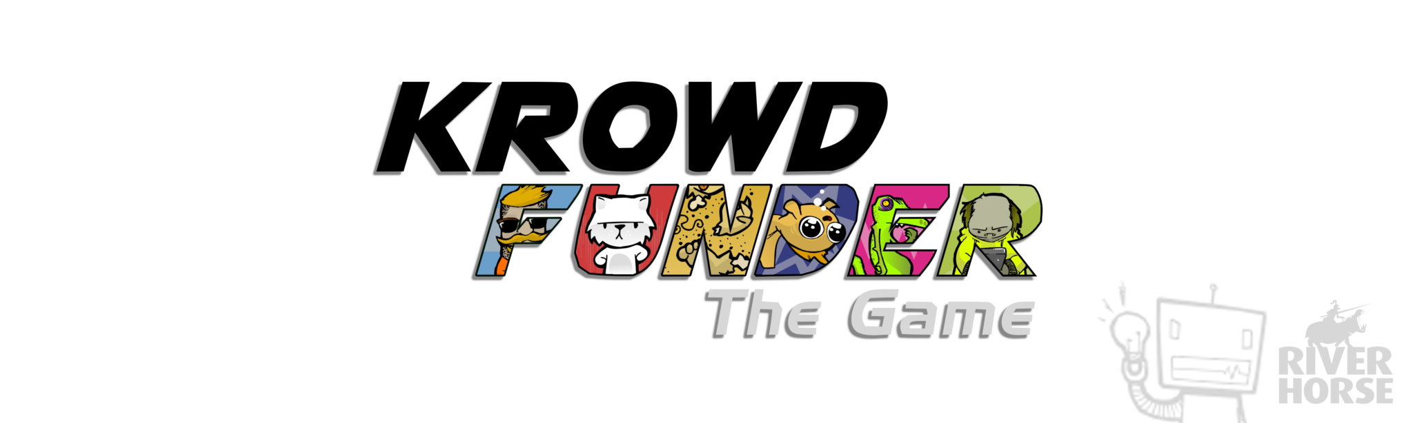 Krowdfunder Title