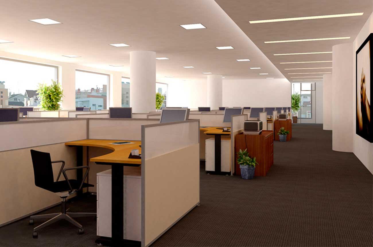 Office Interior Design  Riveria Global