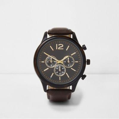 Brown Face Watch - Watches Men