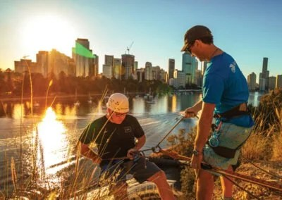 Weekly Brisbane Abseil