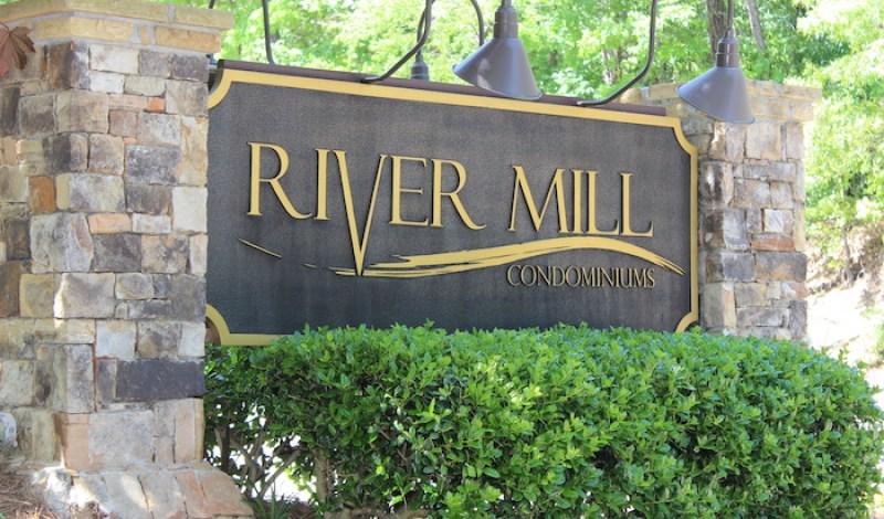 river mill condominiums