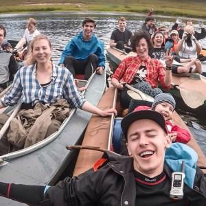 Canoe Kayak Paddleboard Youth Teen Outdoor Adventure Weekend Camp Retreat