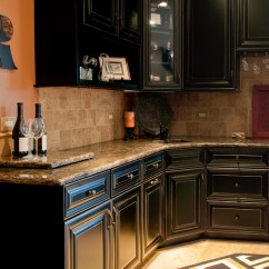 Oak Cabinet Kitchen Free Standing Larder Cupboards Other Rooms | River Cabinetry & Design