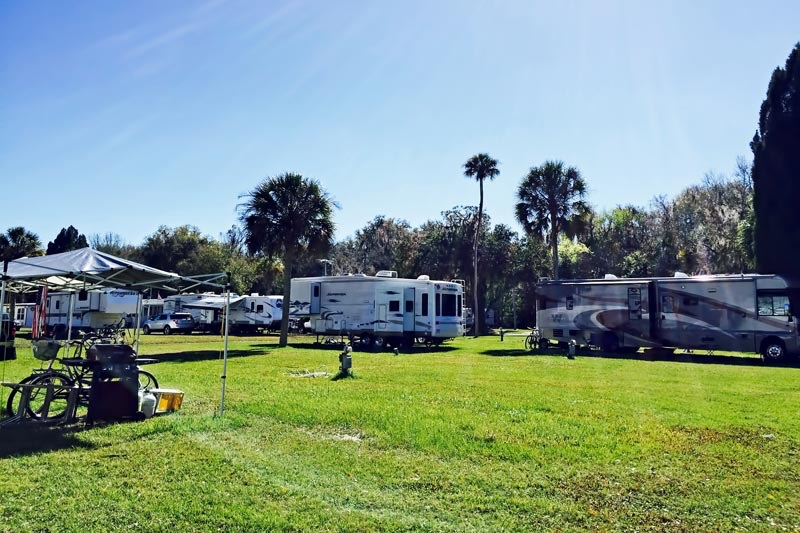 View our Welcoming Tampa FL RV Park  River Palm RV Resort