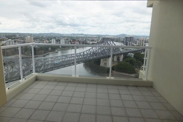 River Place balcony