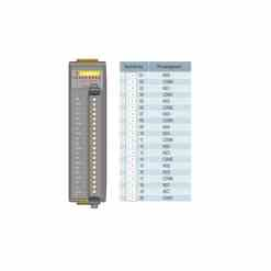 I-8068-G CR : I/O Module/8DO Relay/4 Form A/4 Form C